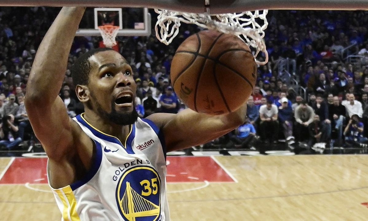 NBA Free Agency: Kevin Durant to sign with Brooklyn Nets