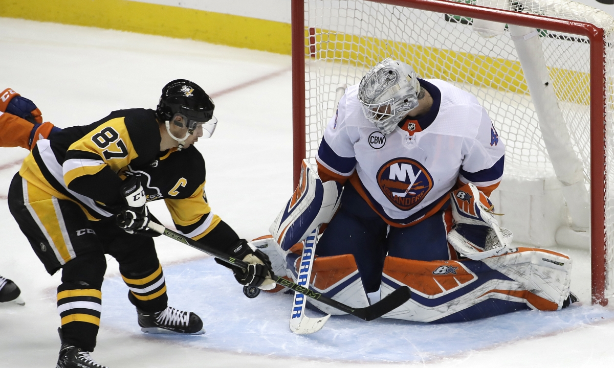 NHL Playoffs: Sweeps? Dietel picks brooms - Lightning v Blue Jackets & Islanders v Penguins