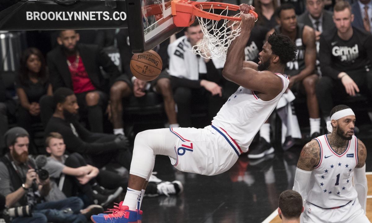 NBA Playoffs: Frank picks Sixers v Nets, Spurs v Nuggets, and Thunder v Trail Blazers