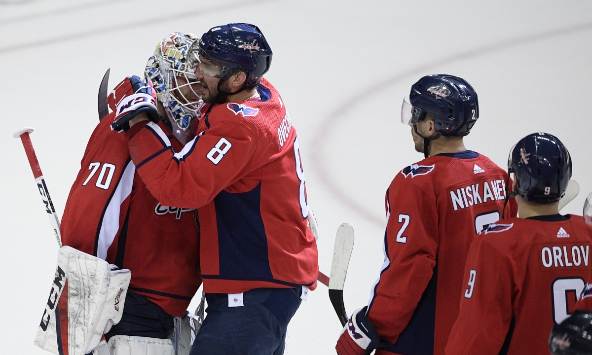 Incarcerated Bob's **FREE** picks seek goaltending from the Caps and 'Canes and a pulse from the Clippers