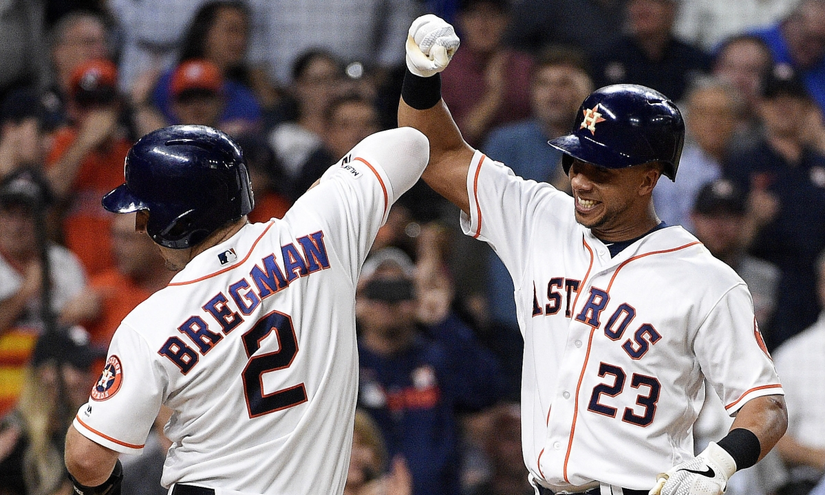 Swish Analytics' MLB deep dive: Astros given edge over Indians – analysis of Cole v Bauer plus Bregman, Correa,  Lindor and Martin