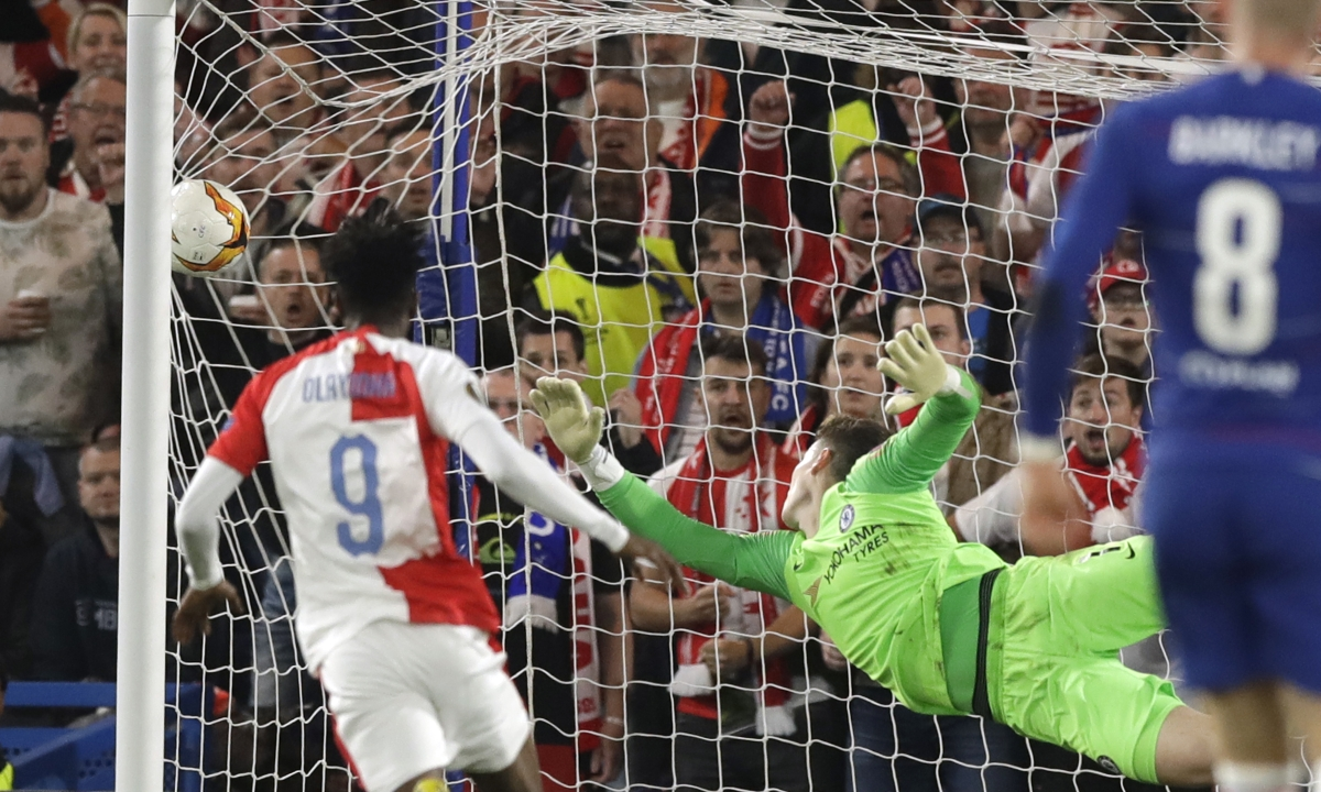 Europa League Thursday Recap: Arsenal, Chelsea, Valencia, Frankfurt reach semifinals