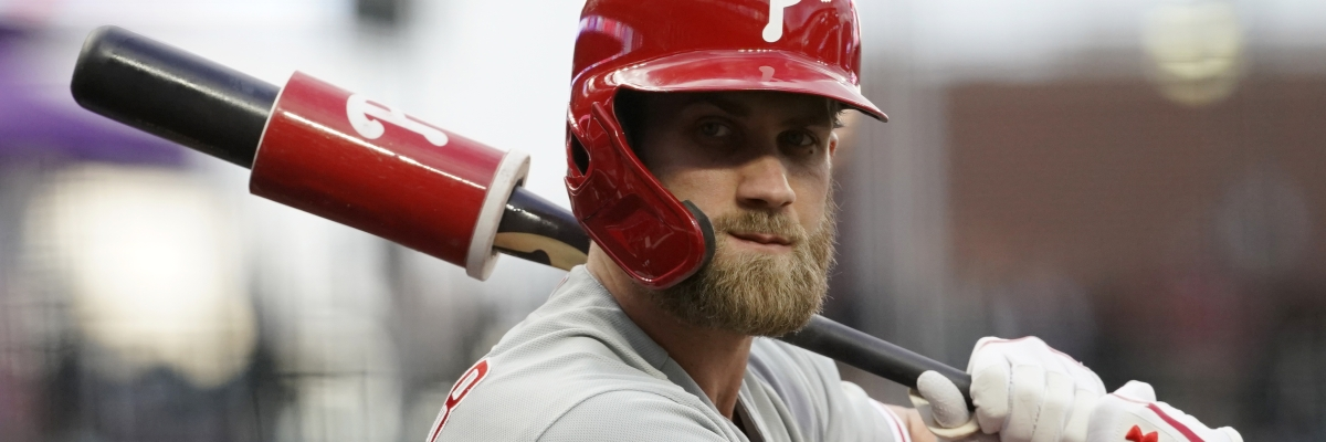 Bryce Harper donates signed bat to Dunphy215's 'Storm the Heavens' Charity Event