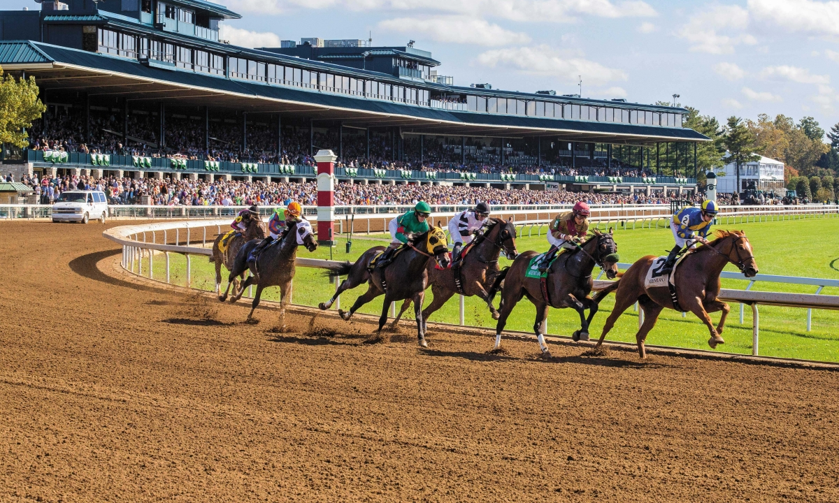 Thursday Horse Racing: Garrity picks races at Keeneland before the fall meet ends on Sunday