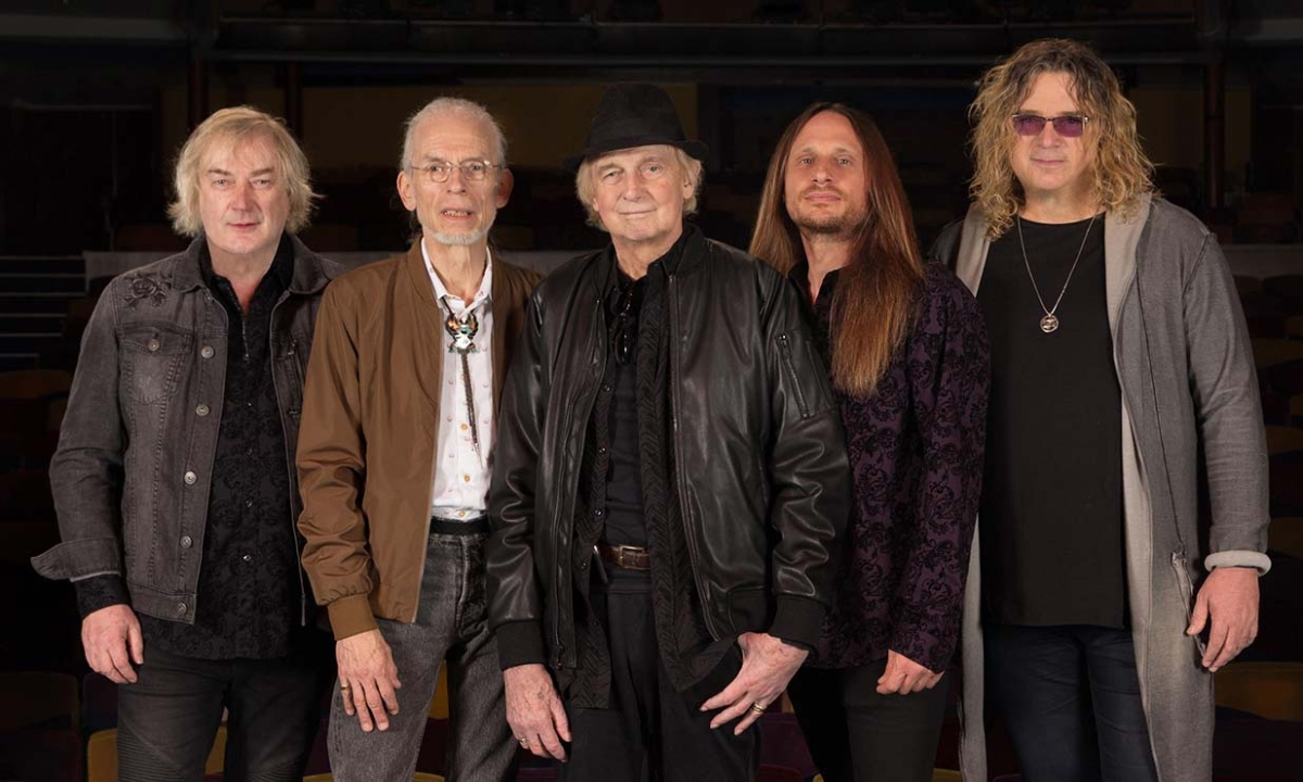 Sands, Hard Rock say 'Yes' to prog-rock blowout