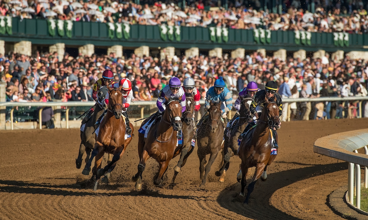 Horse Racing Wednesday: Garrity picks winners at Keeneland