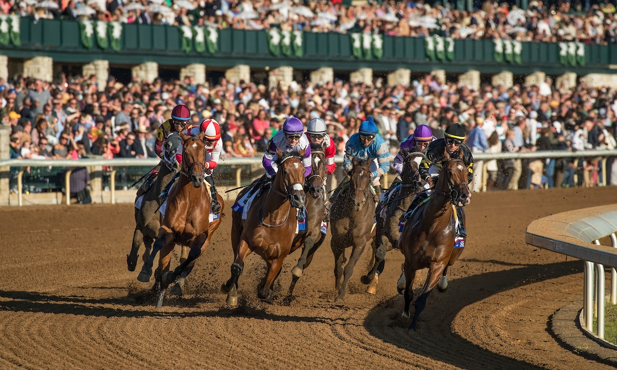 Wednesday Horse Racing: Garrity picks races at the Keeneland fall meet, including the Jessamine Stakes