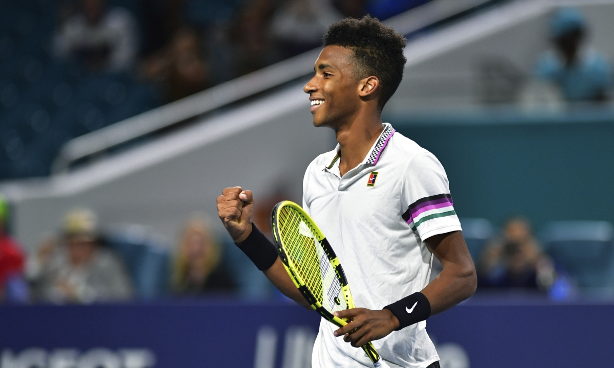 Rogers Cup Tennis Tuesday: Abrams recaps Monday men's action and looks at 1st Round matches in Montreal