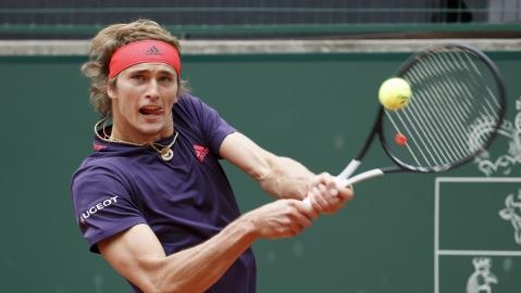 Tennis Tuesday Abrams Picks Hamburg Open 1st Round Basilashvili
