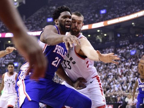NBA Playoffs: Mims Previews Game Six – Sixers vs Raptors