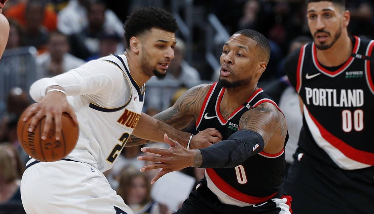 NBA Playoffs Wednesday: Frank on Trail Blazers v Nuggets