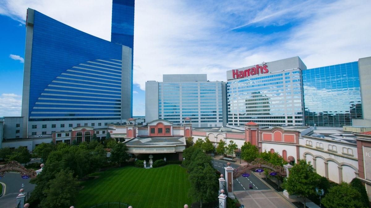 Harrah's in Atlantic City is the site of the East Coast Gaming Congress