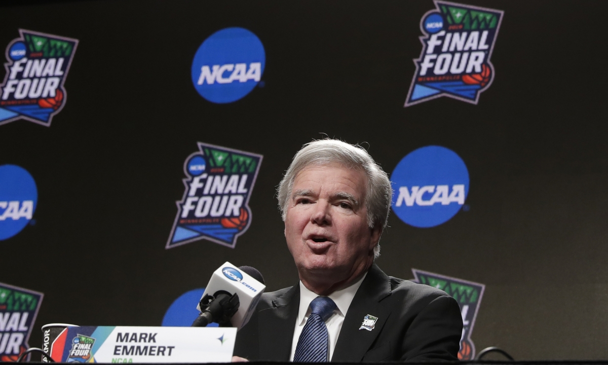 Hypocrisy 101: Just pay them already! NCAA to dip toe in water and consider allowing athletes to profit from their names (UPDATED)