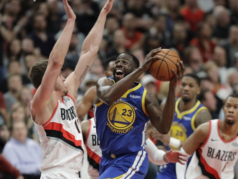 NBA Conference Finals: Mims previews both games 4 – Warriors vs Trail Blazers and Bucks vs Raptors
