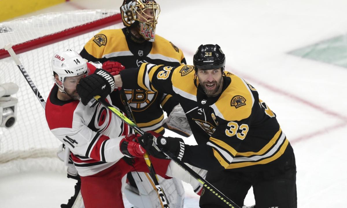 NHL Playoff Tuesday: Can 'Canes Rock Boston? Dietel picks Bruins vs. Hurricanes