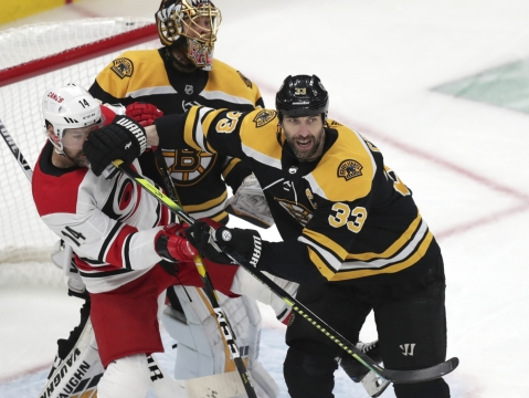 NHL Playoff Tuesday: Can 'Canes Rock Boston? Dietel picks Bruins vs. Hurricanes