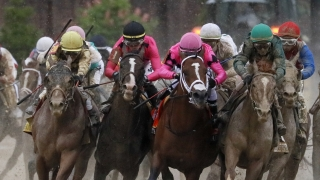 Maximum Security owner Gary West offers $20 million challenge to the four owners of horses helped by Kentucky Derby DQ