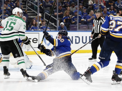 NHL Playoffs Sunday: Dietel weighs in on the Stars v Blues series and where you should place your money