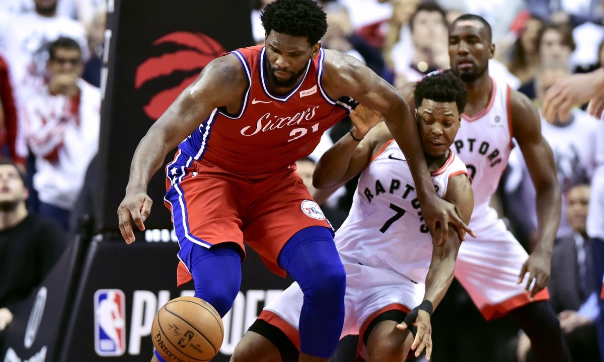 NBA Sunday: Greg Frank picks the Raptors vs Sixers and expects Siakam and Lowry to be ready for Embiid and Simmons