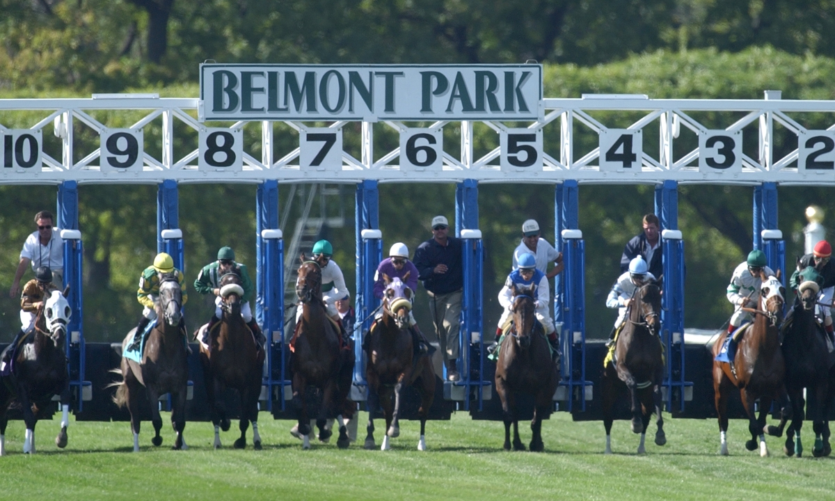 Sunday Horse Racing: RT picks races at Belmont Park before it gets soggy
