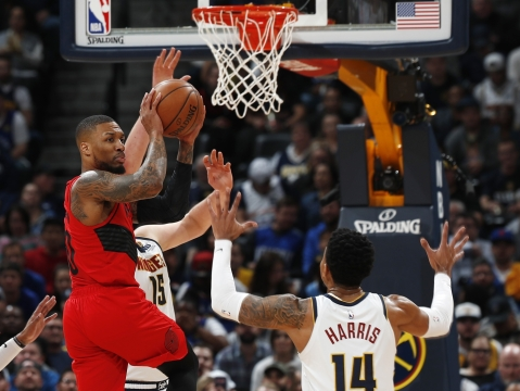 NBA Playoffs: Mims analyzes the Western Conference - Trail Blazers v Nuggets and Warriors v Rockets