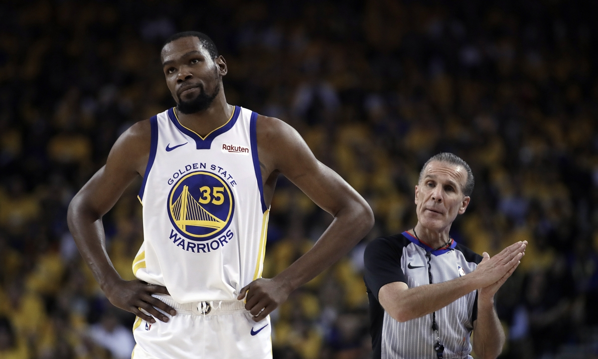 NBA Playoffs: Durant who? Game 6 drama gives Frank reason to share 2 picks for the Warriors vs Rockets