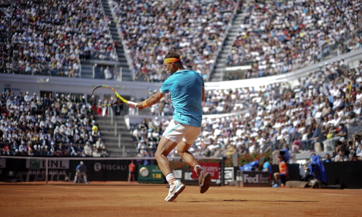 Italian Open Friday Results: Nadal, Djokovic reach semis; Pliskova tops Azarenka; Federer, Osaka withdraw injured