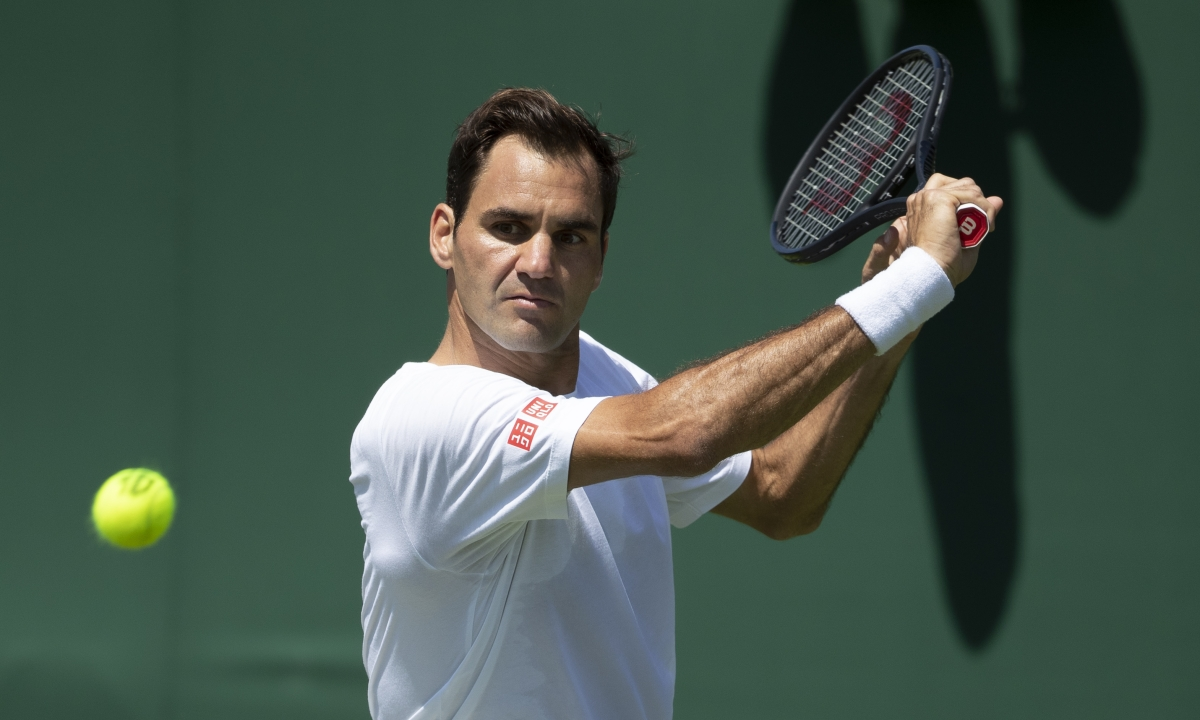 Wimbledon draw: Possible Federer vs. Nadal semifinal; Venus Williams to face 15-year-old Coco Gauff