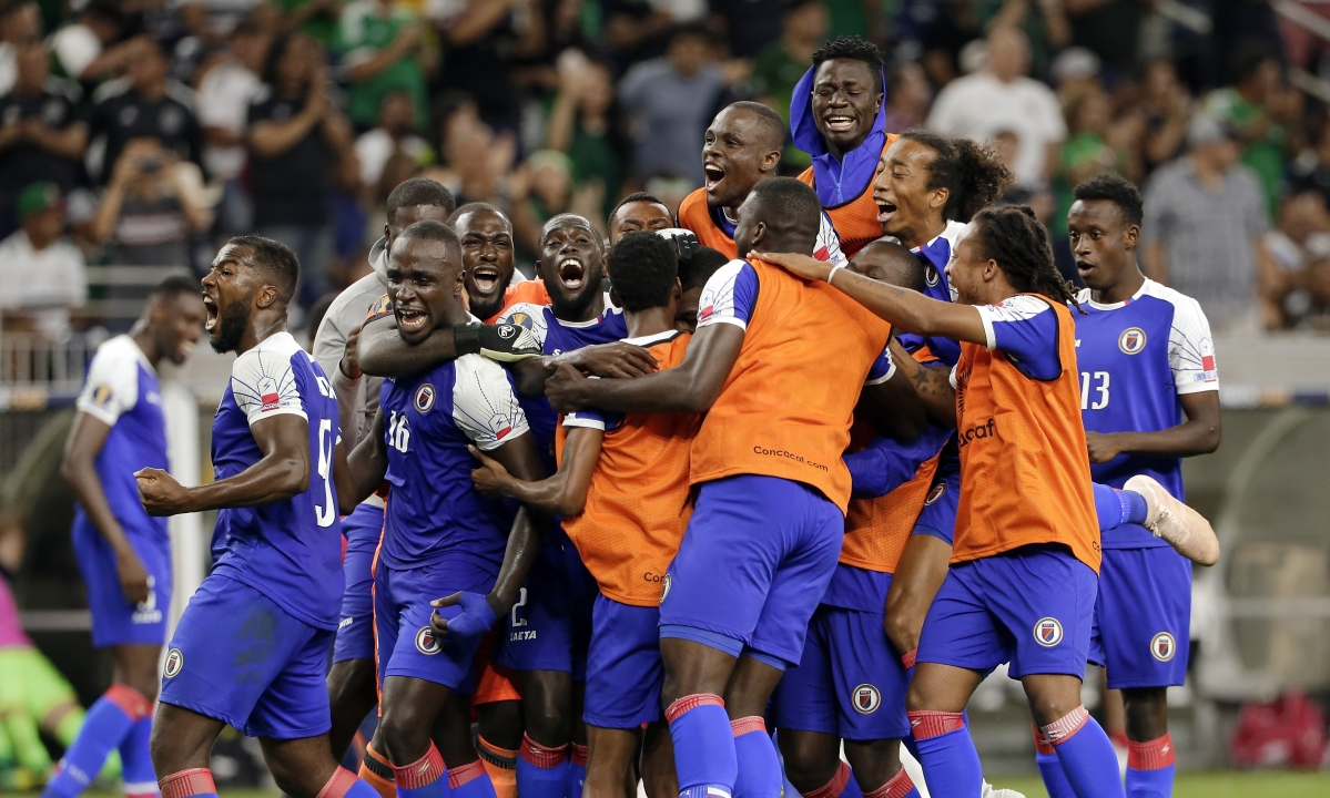Haiti comes from 2 goals down to beat Canada 3-2 and reach Gold Cup semifinals