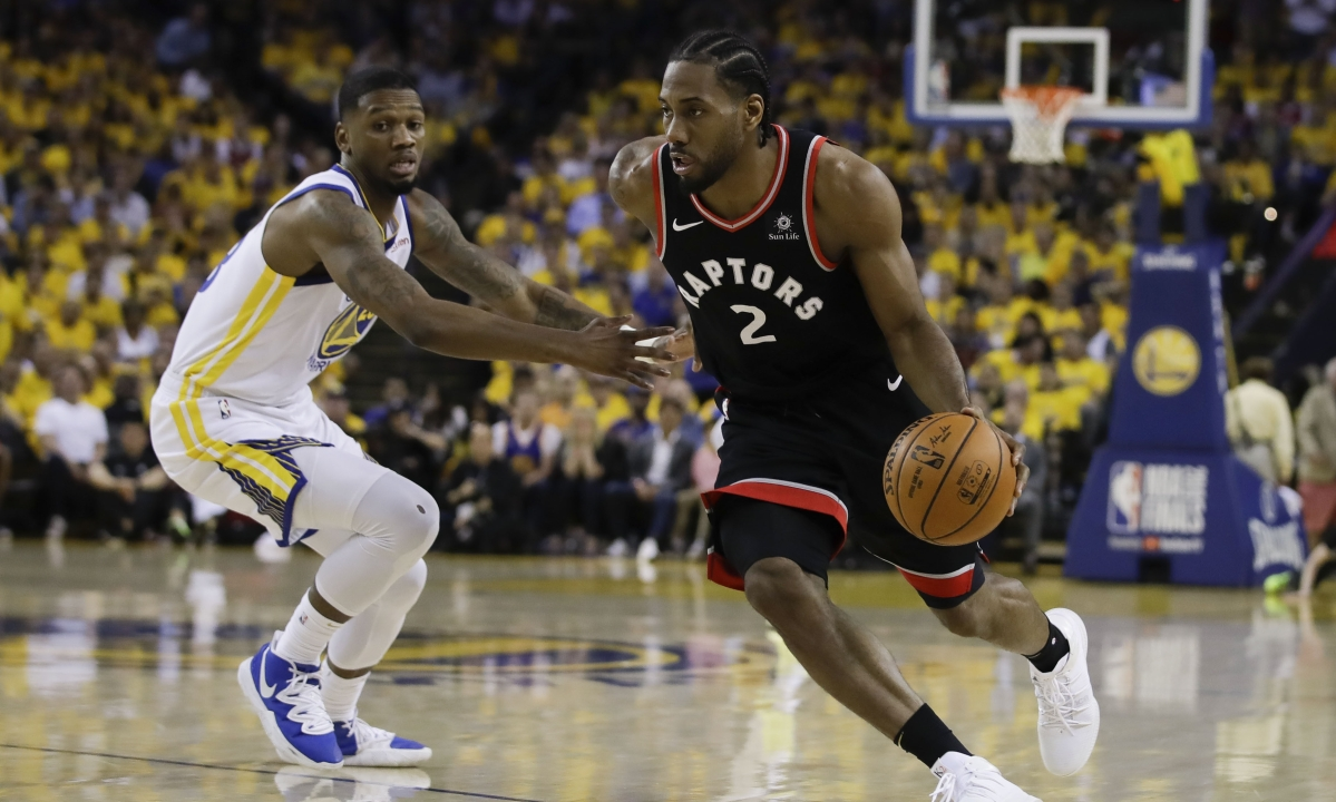 Incarcerated Bob shares his FREE picks for Game 5 of the NBA Finals, Warriors vs. Raptors
