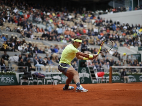 Tennis Sunday: Abrams picks the French Open men's final, Rafa Nadal vs. Dominic Thiem, with Nadal going for his 12th title at Roland Garros