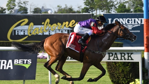 Thoroughbreds Friday - Garrity has Picks on Three Races and