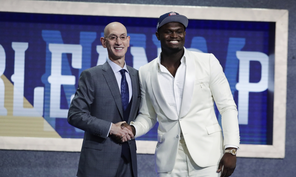 NBA Draft 2019: Complete first and second rounds