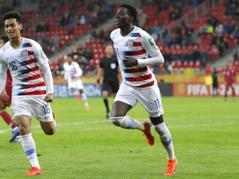 Soccer Tuesday – Miller on FIFA U20 Round of 16, United States v France, Japan v South Korea, Argentina v Mali