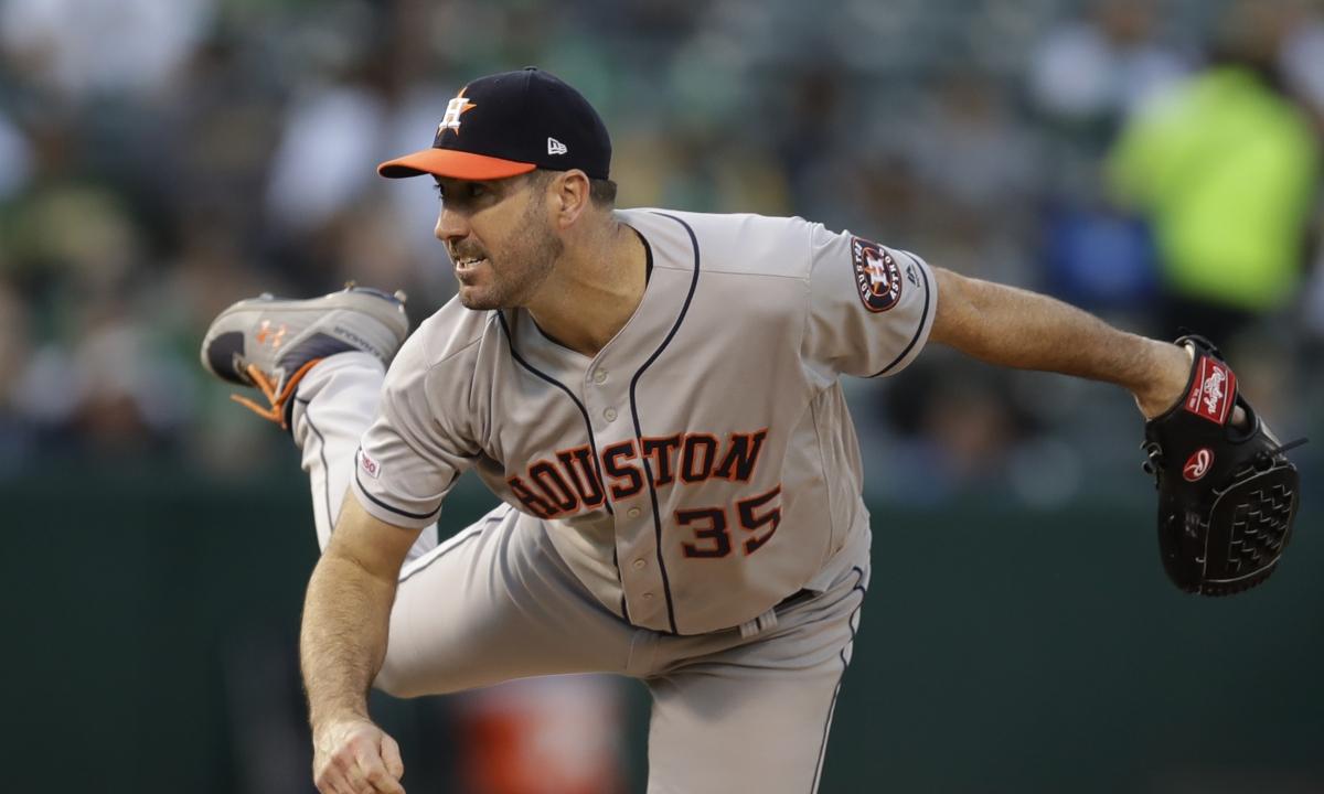 MLB Thursday - Andrew Albert  on Astros v Mariners, Yankees v Blue Jays, Rockies v Cubs, Nationals v Padres, Verlander, Happ, Corbin