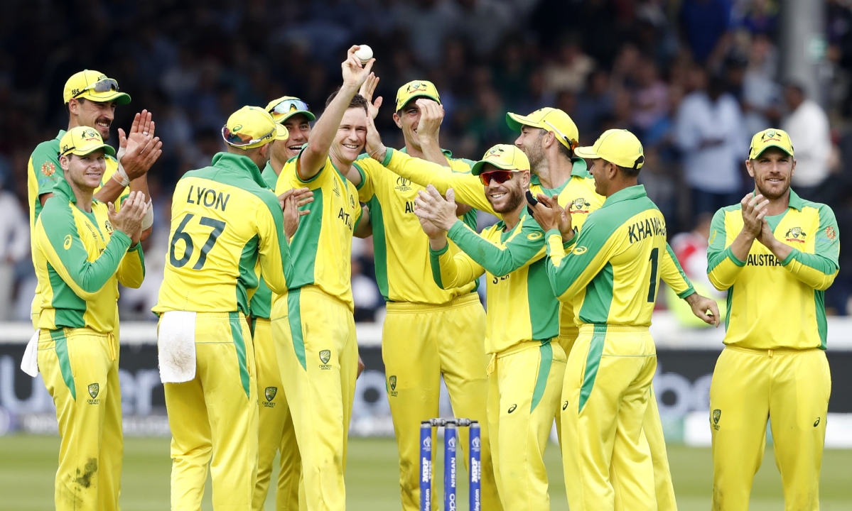Cricket World Cup: Australia crushes England to reach semifinals