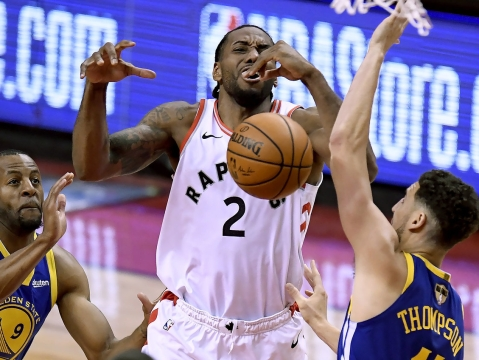 NBA Recap - Mims on Games 1 and 2, Warriors, Raptors, Kahwi Leonard, Stephen Curry, Kevin Durant, Kyle Lowry