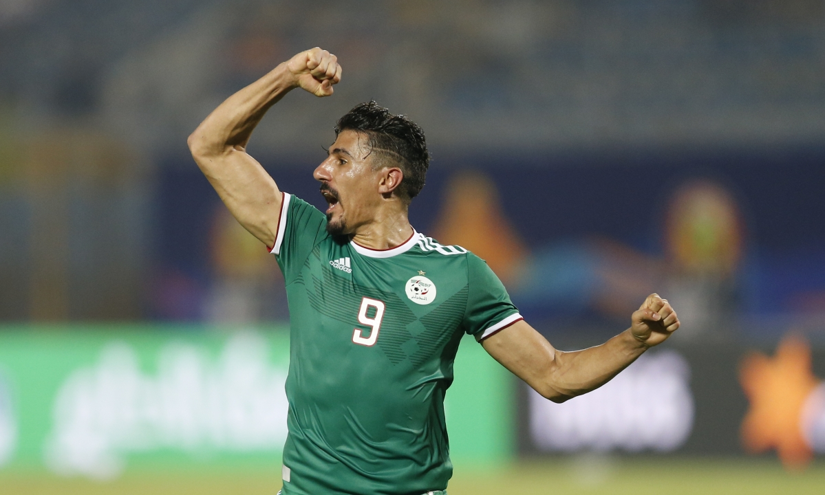 Algeria tops Senegal 1-0 in African Cup surprise – next up for Senegal is a must-win against Kenya