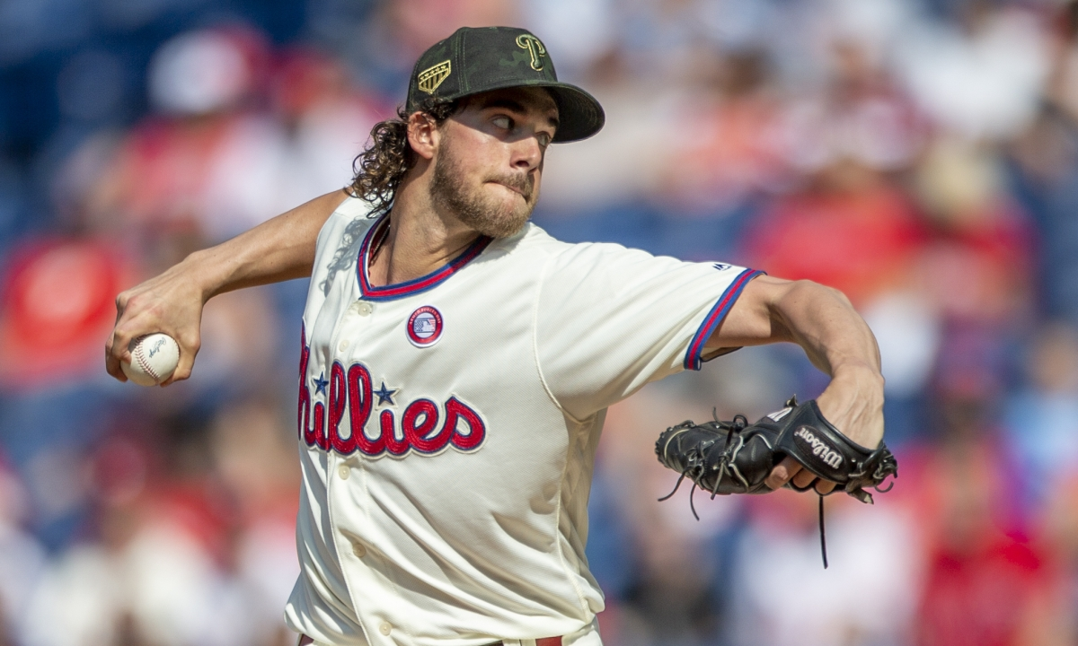 MLB Monday: Frank puts the smart money on Dodgers vs Diamondbacks and dives deep into Aaron Nola when picking Phillies vs Padres