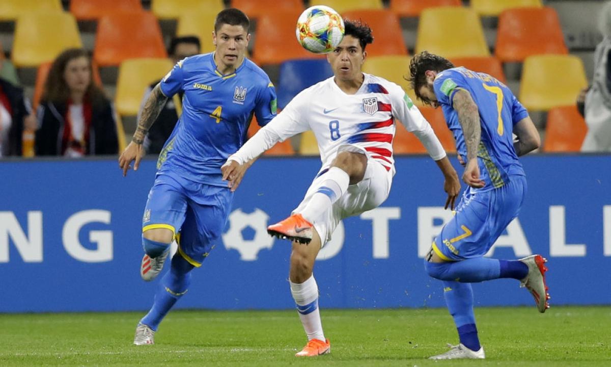 Soccer Monday: Miller on FIFA U20 World Cup Round of 16 - Ukraine v Panama, Uruguay v Ecuador, Senegal v Nigeria