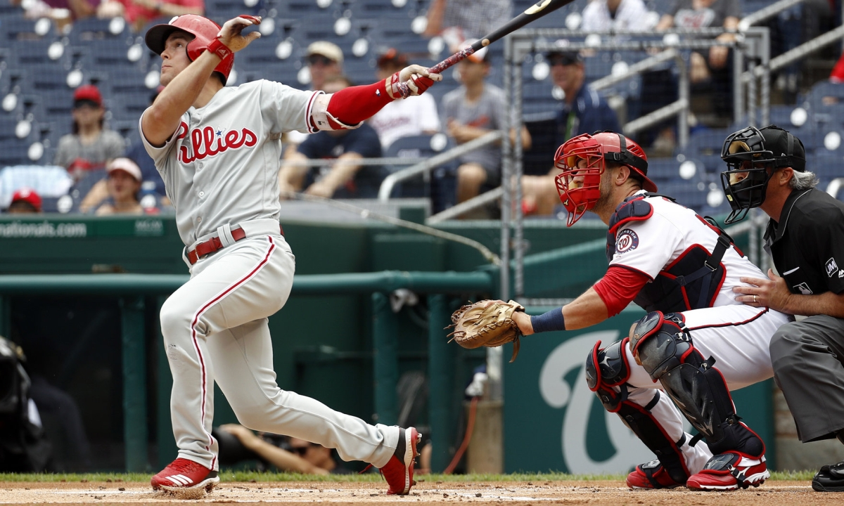 The Wednesday Philly Props: Phillies, Nationals, First Inning