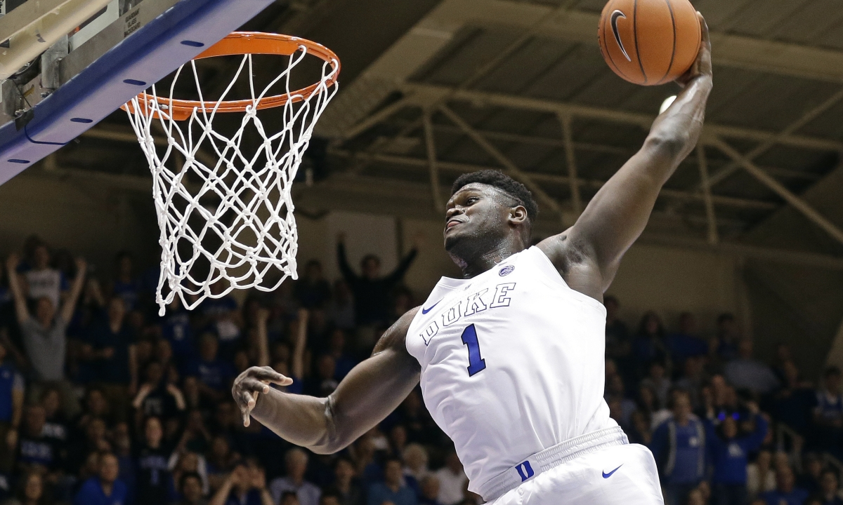 New Orleans Pelicans primed to draft Zion Williamson – and another top-5 prospect