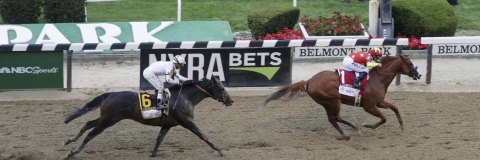 The Belmont Stakes: RT's handicapping tips for the big race at Big Sandy – Part 1