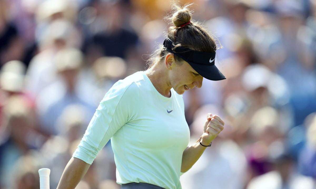 Tennis Thursday: Abrams picks the WTA Eastbourne quarters – Kerber vs Halep, Bertens vs Sabalenka, Pliskova vs Alexandrova, Cornet vs Javeur