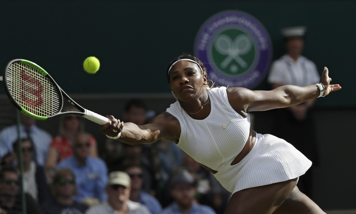 Wimbledon: Serena Williams and Andy Murray to team for mixed doubles
