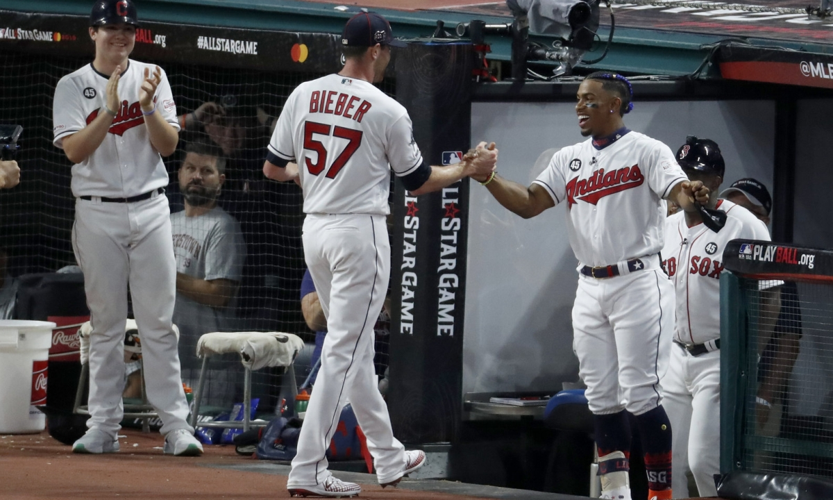 Wednesday Quickie Quiz & Single Digits - Shane Bieber, Pete Alonso, Sandy Alomar Jr., Pedro Martinez, Villanova, Golden State Warriors