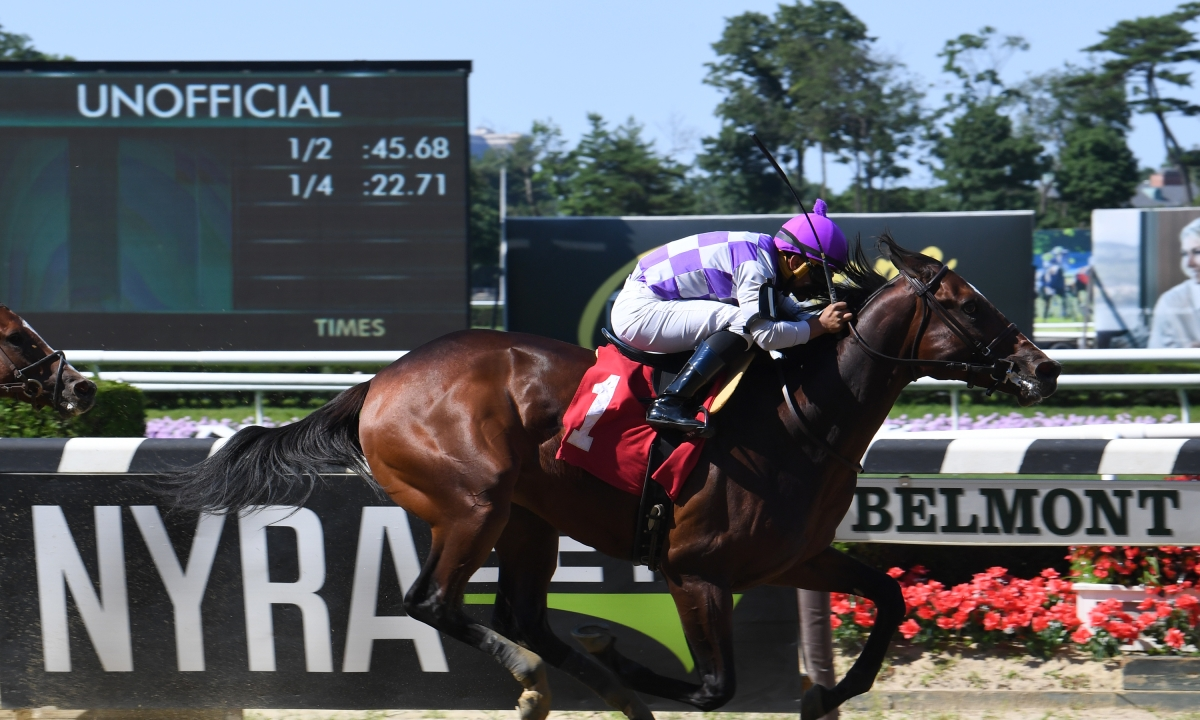 Thoroughbreds Wednesday: Garrity gleefully picks the opening day at Del Mar and two races at Saratoga