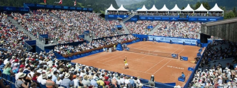 The Swiss Open, from Roy Emerson Arena, starts July, 22, 2019.