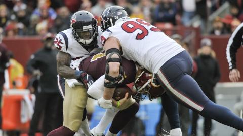 NFL Fantasy Football Alert: Houston Texans place J J  Watt