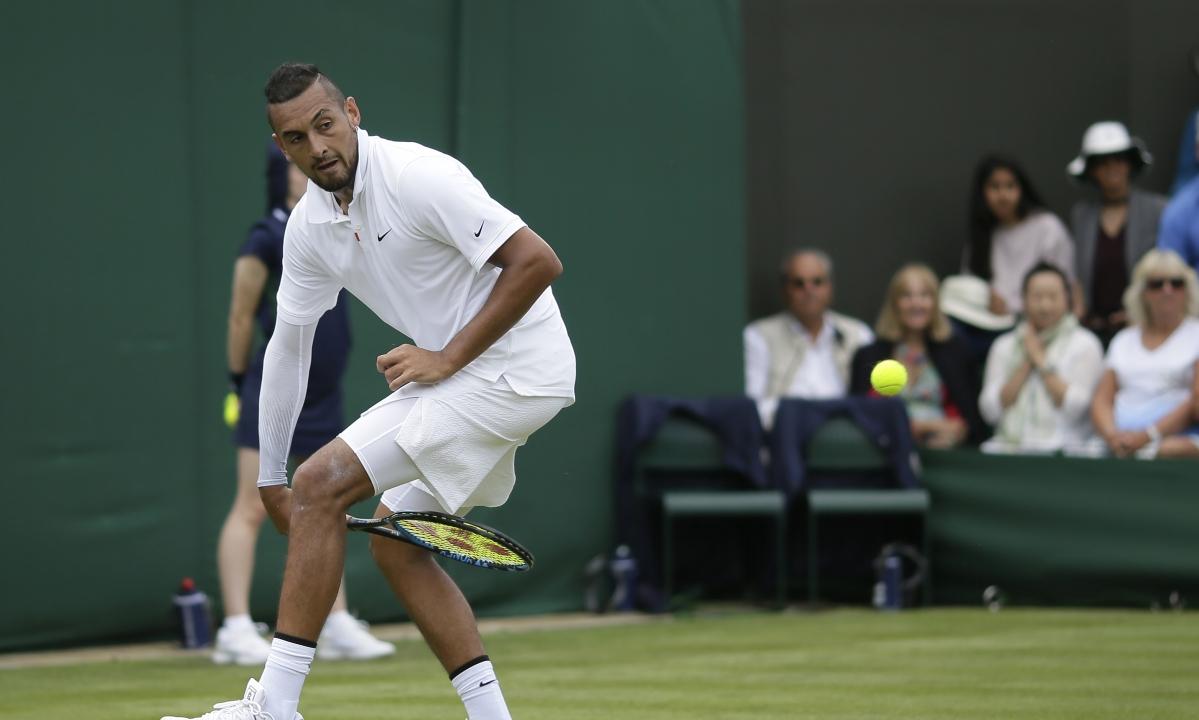 Tennis Monday: Abrams picks the 1st round at the Citi Open - Kyrgios, Opelka, Dr. Ivo, Kudla, Sock, Paul, Kecmanovic, Young, Tsonga and more